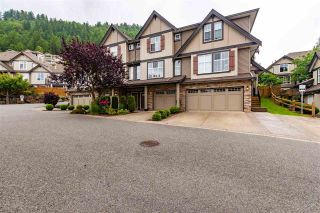 """Photo 1: 10 5900 JINKERSON Road in Chilliwack: Promontory Townhouse for sale in """"Jinkerson Heights"""" (Sardis)  : MLS®# R2589799"""