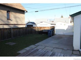 Photo 19: 721 Atlantic Avenue in Winnipeg: North End Residential for sale (4C)  : MLS®# 1629183