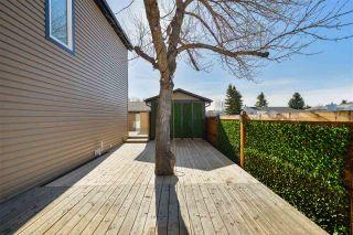 Photo 34: 28 St. Andrews Avenue: Stony Plain House for sale : MLS®# E4247632