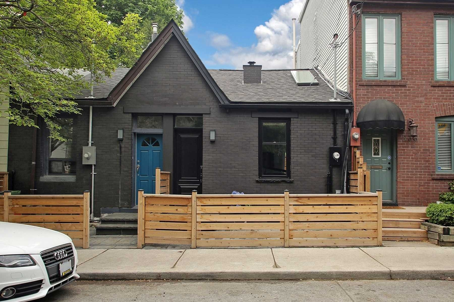 Main Photo: 234 Ontario Street in Toronto: Cabbagetown-South St. James Town House (Bungalow) for sale (Toronto C08)  : MLS®# C5371009