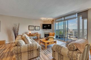 """Photo 3: 2006 739 PRINCESS STREET Street in New Westminster: Uptown NW Condo for sale in """"Berkley Place"""" : MLS®# R2599059"""