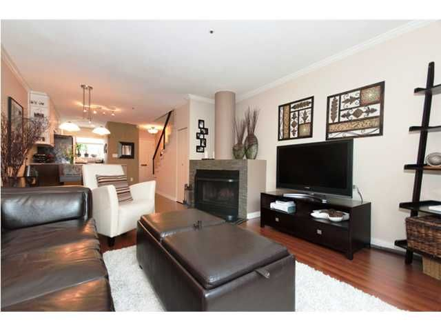Main Photo: G 733 W 16TH Avenue in Vancouver: Fairview VW Townhouse for sale (Vancouver West)  : MLS®# V868242
