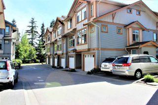"Photo 1: 42 12036 66 Avenue in Surrey: West Newton Townhouse for sale in ""Dubb Villa Estates"" : MLS®# R2339039"