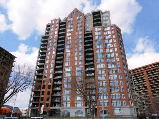 Photo 1: 1406 9020 JASPER Avenue in Edmonton: Zone 13 Condo for sale : MLS®# E4251689