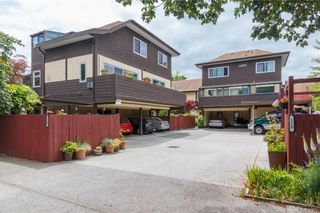 Photo 2: 106 119 Ladysmith St in Victoria: Vi James Bay Row/Townhouse for sale : MLS®# 841373