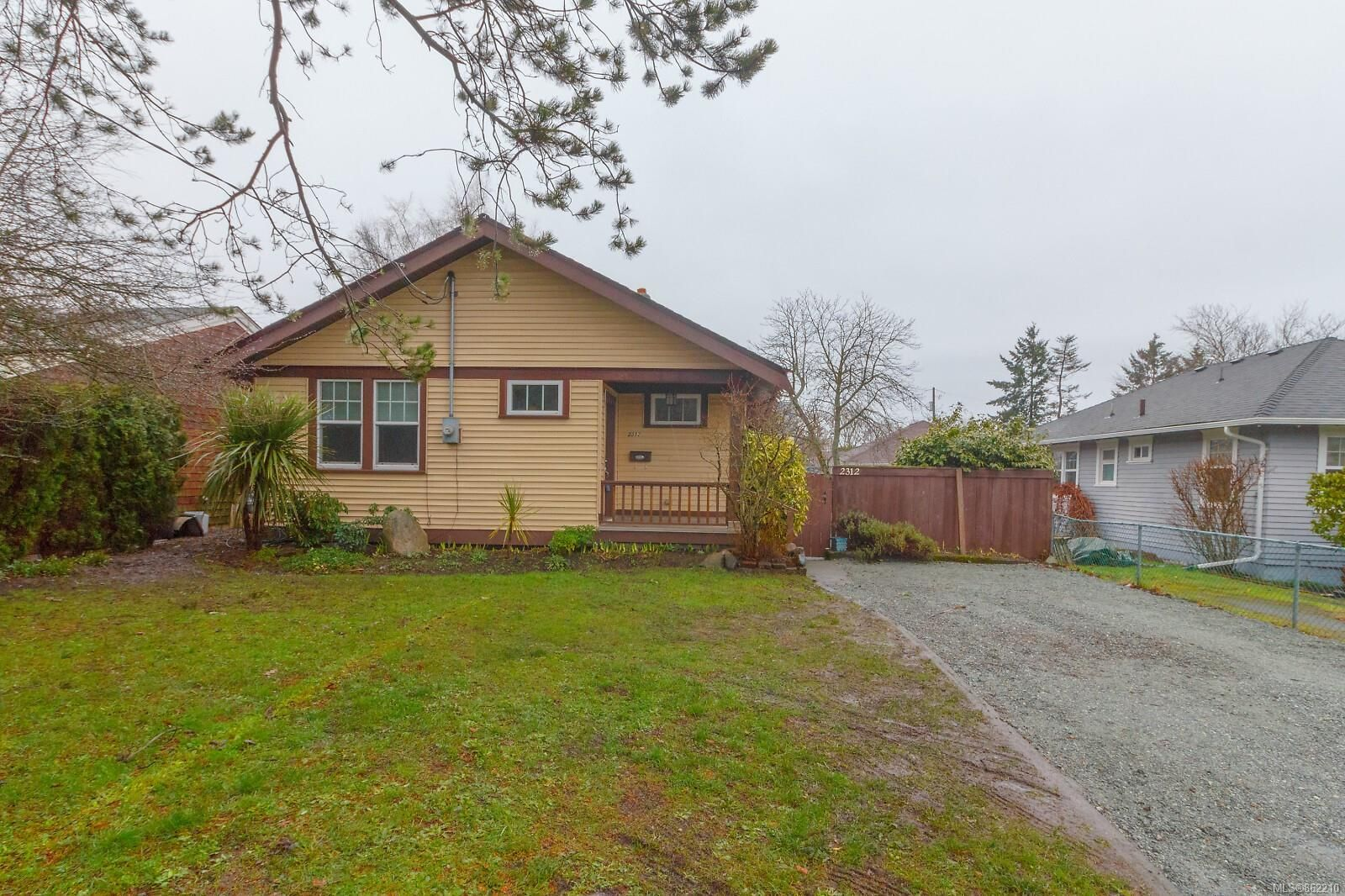 Main Photo: 2312 Mills Rd in : Si Sidney North-East House for sale (Sidney)  : MLS®# 862210