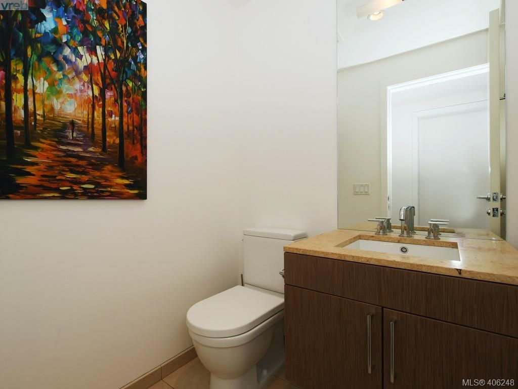 Photo 22: Photos: TH3 100 Saghalie Rd in VICTORIA: VW Songhees Row/Townhouse for sale (Victoria West)  : MLS®# 807394