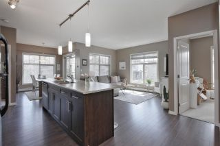 Photo 1: 111 AMBLESIDE DR SW in Edmonton: Zone 56 Condo for sale : MLS®# E4159357