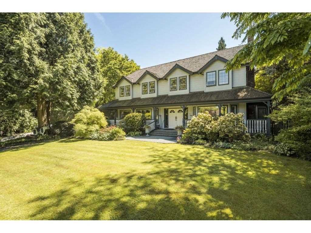 """Main Photo: 17332 26A Avenue in Surrey: Grandview Surrey House for sale in """"Country Woods"""" (South Surrey White Rock)  : MLS®# R2557328"""
