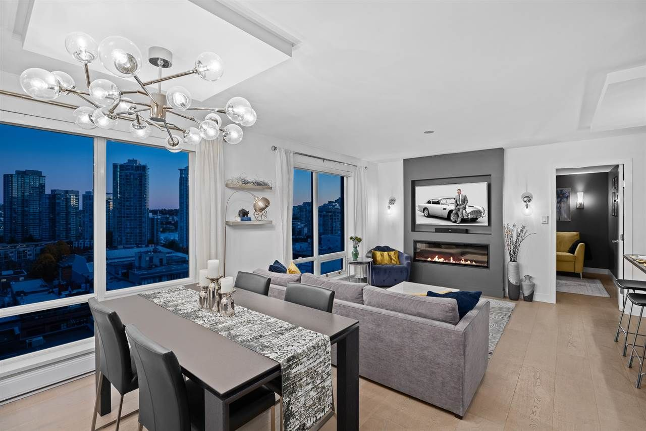 Main Photo: 1204 1055 HOMER STREET in : Yaletown Condo for sale (Vancouver West)  : MLS®# R2519962