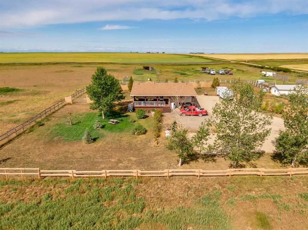 Main Photo: 183082 Range Road 264: Rural Vulcan County Detached for sale : MLS®# A1136426