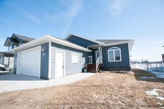 Photo 1: 5 Bedroom Bungalow on the Pond in Hillendale, Edson, AB
