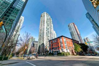 "Photo 1: 2701 1239 W GEORGIA Street in Vancouver: Coal Harbour Condo for sale in ""Venus"" (Vancouver West)  : MLS®# R2572017"