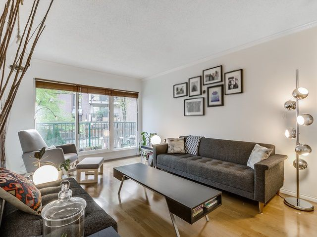 Main Photo: 207 1169 NELSON Street in Vancouver: West End VW Condo for sale (Vancouver West)  : MLS®# R2038790