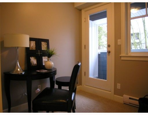 Photo 10: Photos: 2856 SPRUCE Street in Vancouver: Fairview VW Townhouse for sale (Vancouver West)  : MLS®# V680140