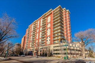 Main Photo: 408 902 Spadina Crescent East in Saskatoon: Central Business District Residential for sale : MLS®# SK831402