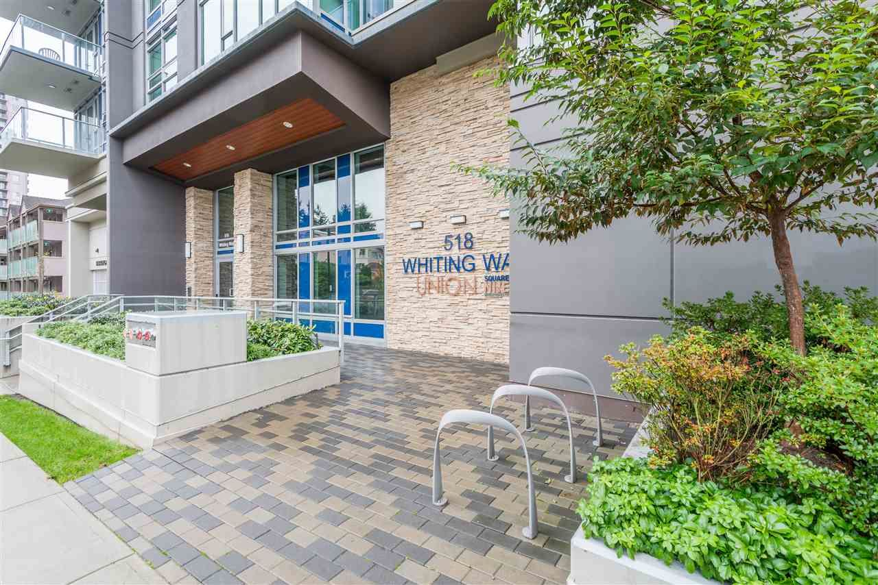 "Main Photo: 1007 518 WHITING Way in Coquitlam: Coquitlam West Condo for sale in ""UNION"" : MLS®# R2509892"
