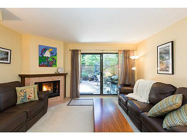 Main Photo: 8116 RIEL PLACE in Vancouver East: Champlain Heights Condo for sale ()  : MLS®# V1132805