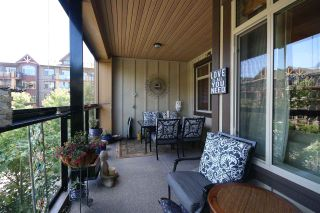 """Photo 18: 324 8288 207A Street in Langley: Willoughby Heights Condo for sale in """"Yorkson Creekside"""" : MLS®# R2074949"""