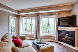 Photo 7: 222 15 Sunset Square: Cochrane Row/Townhouse for sale : MLS®# A1060876