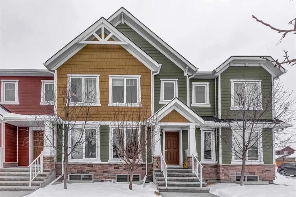 Main Photo: 208 2400 Ravenswood View SE: Airdrie Row/Townhouse for sale : MLS®# A1067702