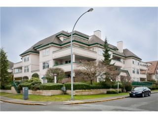 "Photo 1: 305 1618 GRANT Avenue in Port Coquitlam: Glenwood PQ Condo for sale in ""WEDGEWOOD MANOR"" : MLS®# V989074"