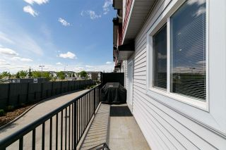 Photo 28: 17 6075 Schonsee Way in Edmonton: Zone 28 Townhouse for sale : MLS®# E4251364