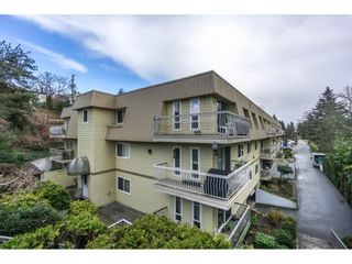 """Photo 1: 224 7436 STAVE LAKE Street in Mission: Mission BC Condo for sale in """"GLENKIRK COURT"""" : MLS®# R2143351"""