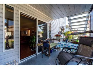 """Photo 19: 257 32691 GARIBALDI Drive in Abbotsford: Abbotsford West Townhouse for sale in """"Carriage Lane"""" : MLS®# R2479207"""