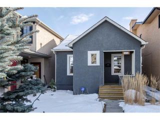 Photo 1: 2636 26 Street SW in Calgary: Killarney/Glengarry House for sale : MLS®# C4098902