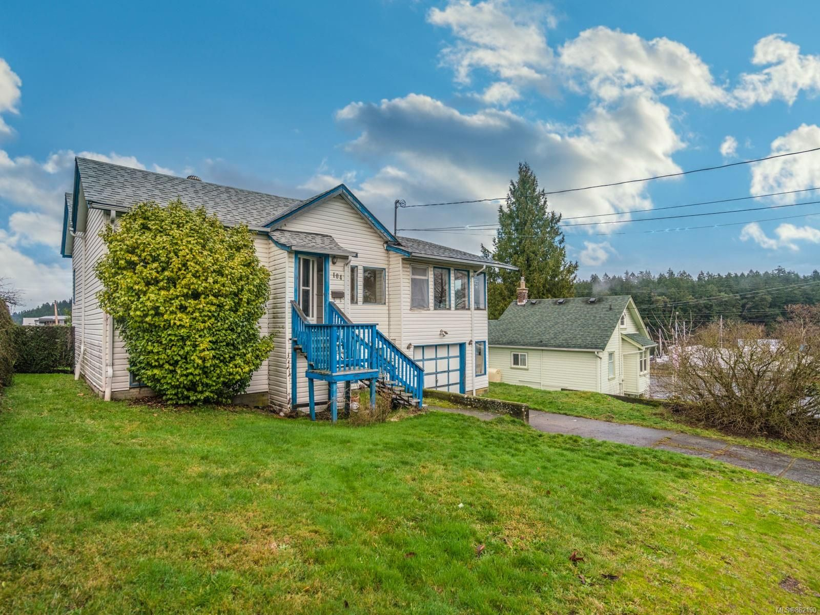 Main Photo: 104 St. George St in : Na Brechin Hill House for sale (Nanaimo)  : MLS®# 862190