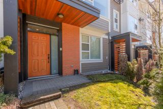 Photo 19: 4 1299 COAST MERIDIAN Road in Coquitlam: Burke Mountain Townhouse for sale : MLS®# R2156577
