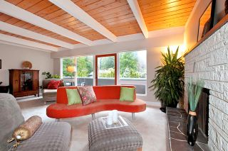 Photo 2: 3977 SUNSET Boulevard in North Vancouver: Capilano Highlands House for sale : MLS®# V952217