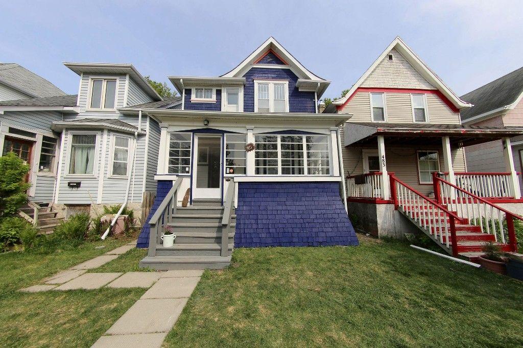 Photo 25: Photos: 485 Craig Street in Winnipeg: Wolseley Single Family Detached for sale (West Winnipeg)  : MLS®# 1613481