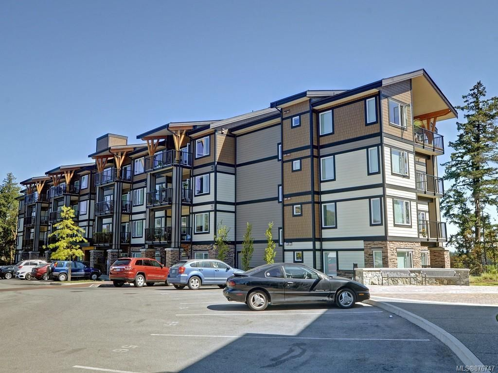 Main Photo: 403 290 Wilfert Rd in View Royal: VR View Royal Condo for sale : MLS®# 876747