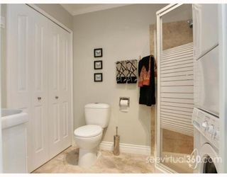 """Photo 7: 223 BALMORAL Place in Port_Moody: North Shore Pt Moody Townhouse for sale in """"BALMORAL PLACE"""" (Port Moody)  : MLS®# V775148"""