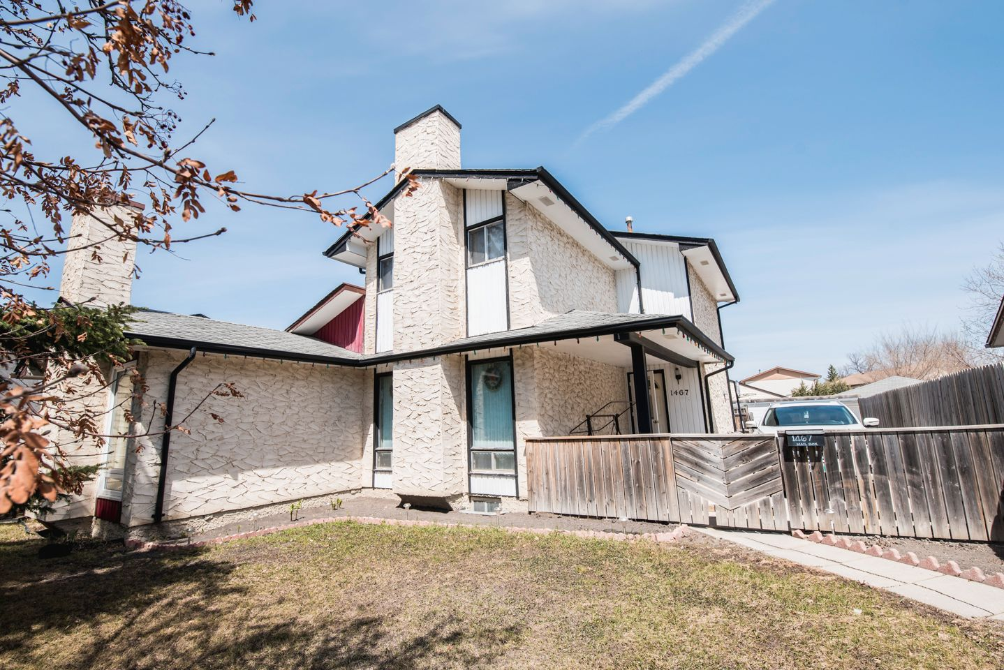 Main Photo: 1467 Jefferson Avenue in Winnipeg: Maples Single Family Attached for sale (4H)  : MLS®# 1811801