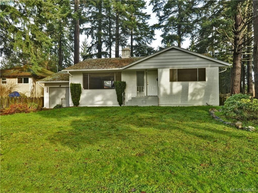 Main Photo: 536 Acland Ave in VICTORIA: Co Wishart North House for sale (Colwood)  : MLS®# 804616