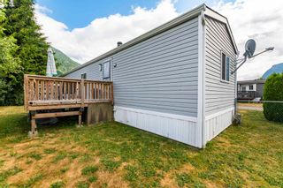 """Photo 29: 24 62790 FLOOD HOPE Road in Hope: Hope Center Manufactured Home for sale in """"SILVER RIDGE ESTATES"""" : MLS®# R2602914"""