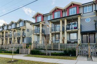 """Photo 1: 9 13886 62 Avenue in Surrey: Sullivan Station Townhouse for sale in """"FUSION BY LAKEWOOD"""" : MLS®# R2140969"""