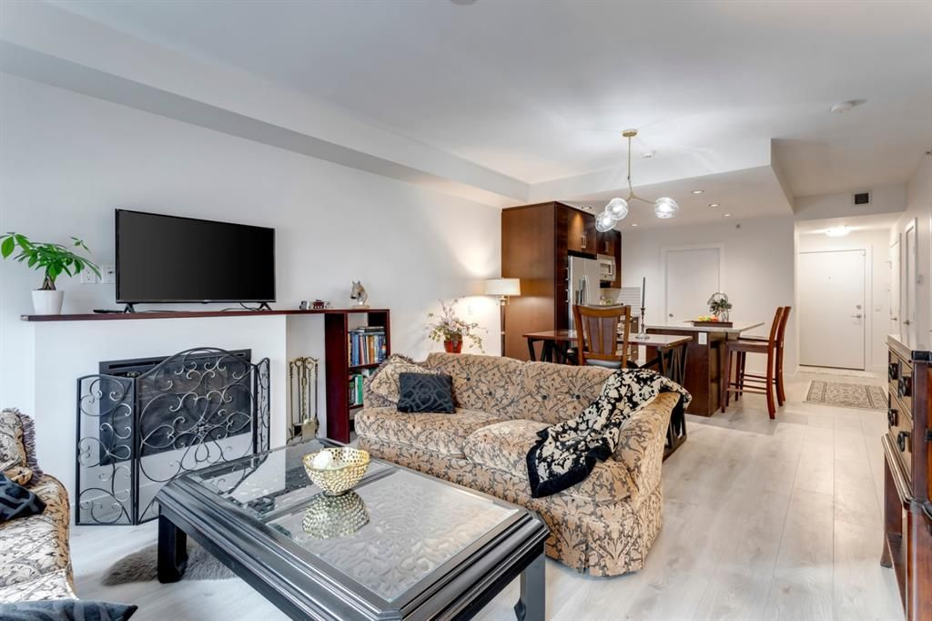Photo 11: Photos: 105 1730 5A Street SW in Calgary: Cliff Bungalow Apartment for sale : MLS®# A1075033