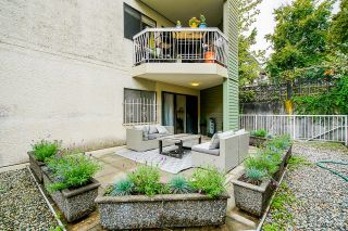 """Photo 29: 106 327 NINTH Street in New Westminster: Uptown NW Condo for sale in """"Kennedy Manor"""" : MLS®# R2621900"""