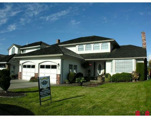 """Main Photo: 32301 SLOCAN Place in Abbotsford: Abbotsford West House for sale in """"FAIRFIELD ESTATES"""" : MLS®# F2831454"""