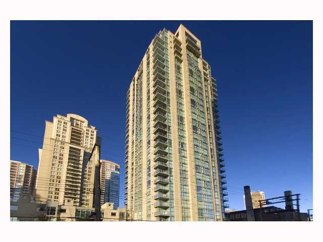 """Main Photo: 1402 928 RICHARDS Street in Vancouver: Downtown VW Condo for sale in """"THE SAVOY"""" (Vancouver West)  : MLS®# V826168"""