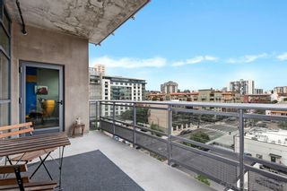 Photo 20: DOWNTOWN Condo for sale : 2 bedrooms : 1494 Union Street #702 in San Diego