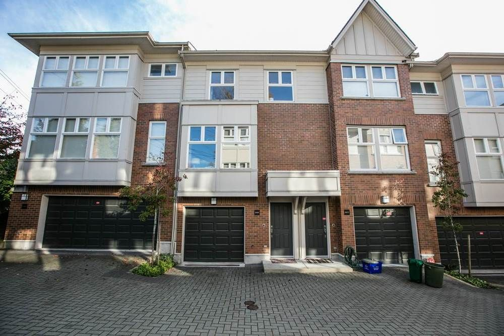 Main Photo: 6608 ARBUTUS STREET in : S.W. Marine Townhouse for sale : MLS®# V939674