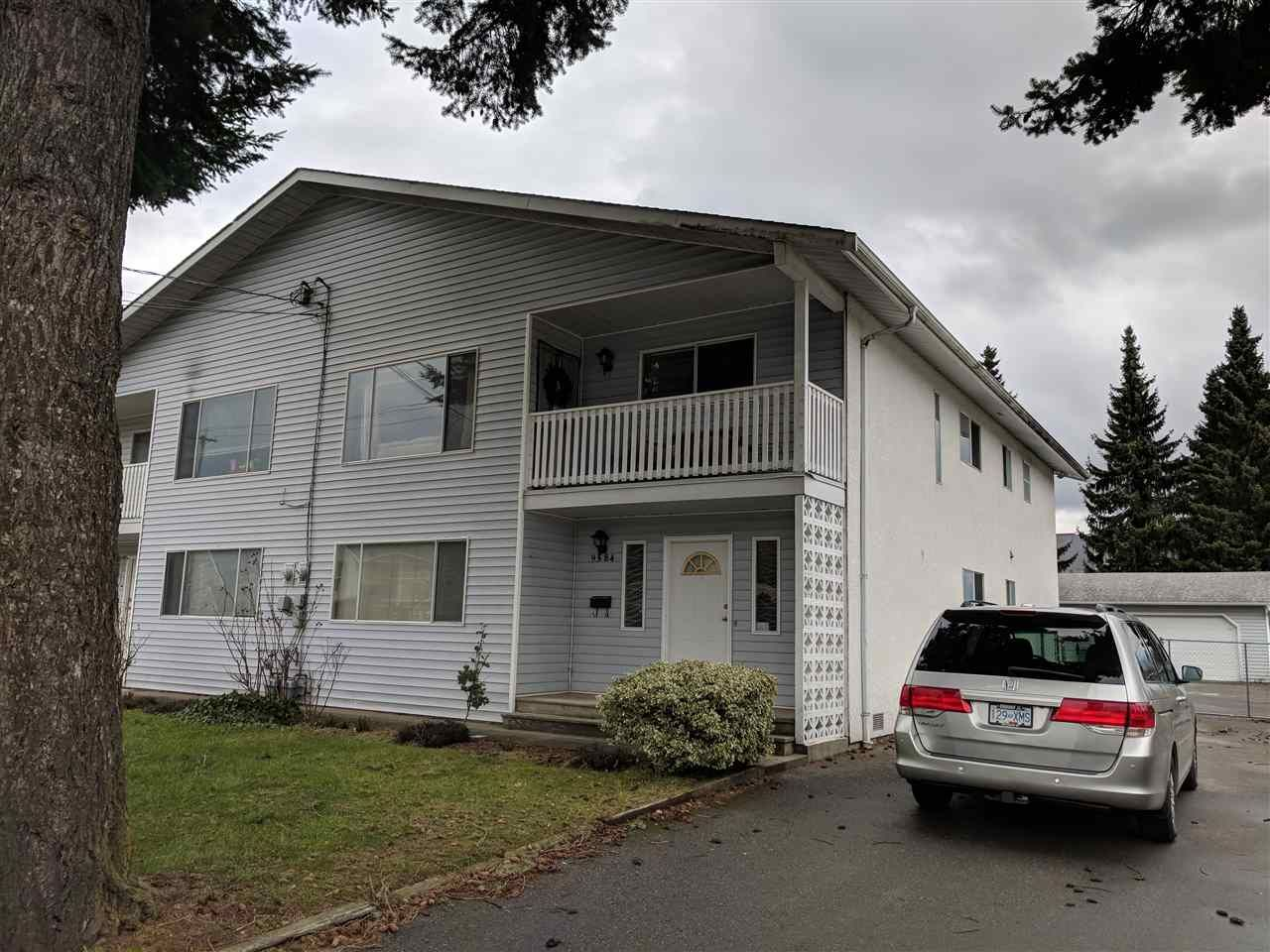 Main Photo: 9584-9586 WILLIAMS STREET in Chilliwack: Chilliwack N Yale-Well Multifamily for sale : MLS®# R2244551