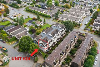 Photo 1: 24 2378 RINDALL Avenue in Port Coquitlam: Central Pt Coquitlam Condo for sale : MLS®# R2613085
