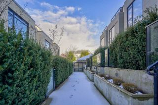 """Photo 8: 1 593 W KING EDWARD Avenue in Vancouver: Cambie Townhouse for sale in """"KING EDWARD GREEN"""" (Vancouver West)  : MLS®# R2539639"""