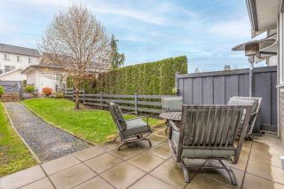 """Photo 33: 4 3437 WILKIE Avenue in Coquitlam: Burke Mountain Townhouse for sale in """"TATTON WEST"""" : MLS®# R2565949"""